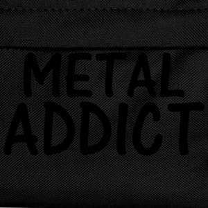 metal addict T-Shirts - Kids' Backpack