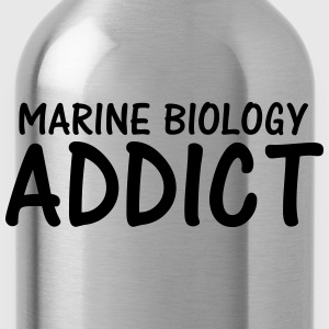 marine biology addict T-Shirts - Water Bottle