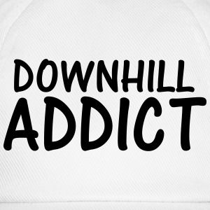 downhill addict T-Shirts - Baseball Cap