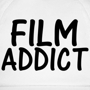 film addict T-Shirts - Baseball Cap