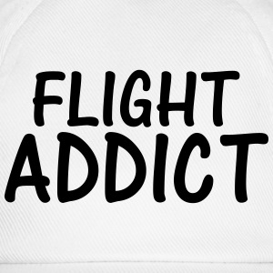 flight addict T-Shirts - Baseball Cap