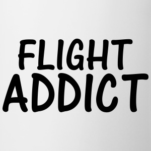 flight addict T-Shirts - Mug