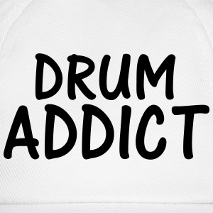 drum addict T-Shirts - Baseball Cap