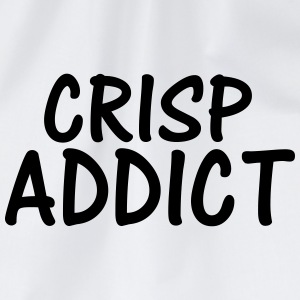 crisp addict T-Shirts - Drawstring Bag