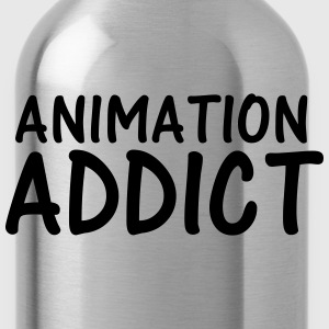 animation addict T-Shirts - Water Bottle