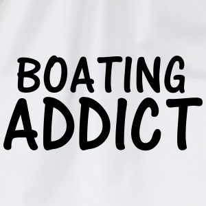 boating addict T-Shirts - Drawstring Bag