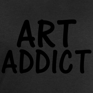 art addict T-Shirts - Men's Sweatshirt by Stanley & Stella