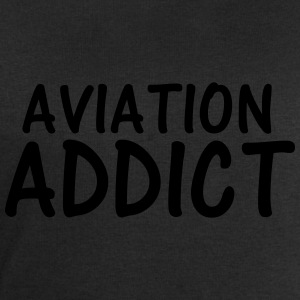 aviation addict T-Shirts - Men's Sweatshirt by Stanley & Stella