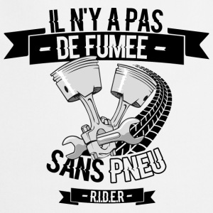fumee sans pneu Sweat-shirts - Tablier de cuisine