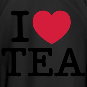 I love Tea - Maillot de football Homme