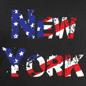 New York Flag Mugs & Drinkware - Men's Sweatshirt by Stanley & Stella