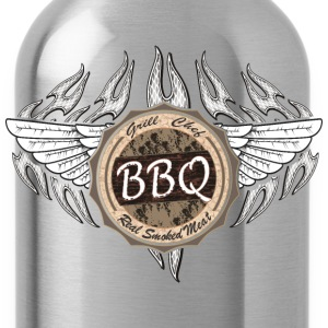 Grillmeister BBQ Chef T-Shirts - Trinkflasche