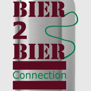 B2B connection by Claudia-Moda - Trinkflasche