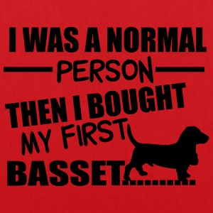 Normal Person - Basset Sweatshirts - Mulepose