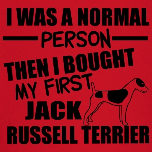 Normal Person -Jack RussellTerrier T-Shirts - Baby Langarmshirt