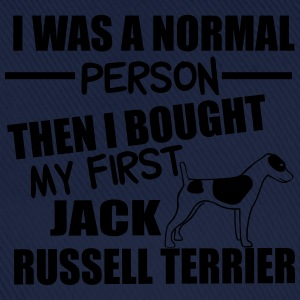 Normal Person -Jack RussellTerrier Sweat-shirts - Casquette classique