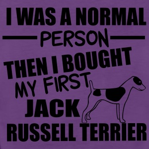 Normal Person -Jack RussellTerrier Sweat-shirts - Débardeur Premium Femme