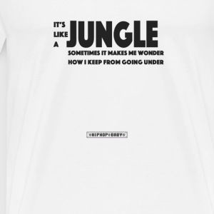 Jungle - Männer Premium T-Shirt