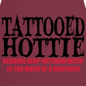 TATTOOED T-Shirts - Cooking Apron
