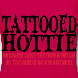 TATTOOED T-Shirts - Women's Premium Longsleeve Shirt