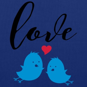 Love (Cute Birds) T-shirts - Mulepose