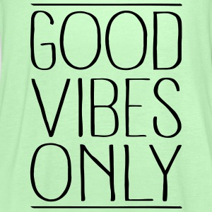 Good Vibes Only Tee shirts - Débardeur Femme marque Bella