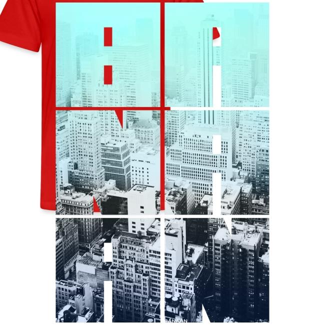 BANAAN/05 tienershirt