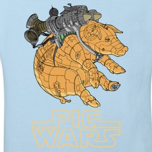 PIG WARS 2 - T-shirt Bio Enfant