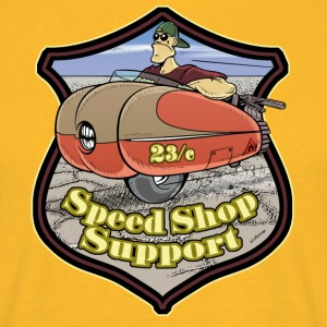 ECUSSON SPEED SHOP SUPPORT 2 - T-shirt Homme