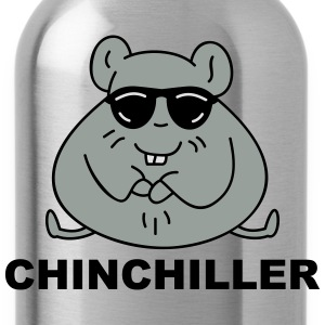 chinchiller Shirts - Water Bottle
