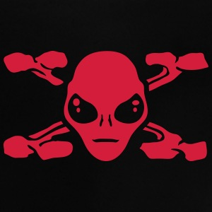 Pirate alien Shirts - Baby T-Shirt