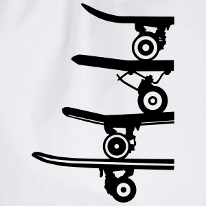boards collection T-shirts - Gymnastikpåse