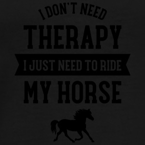 Therapy - Ride My Horse Bags & Backpacks - Men's Premium T-Shirt