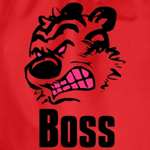 Boss - Drawstring Bag