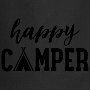 Happy Camper Tee shirts - Tablier de cuisine
