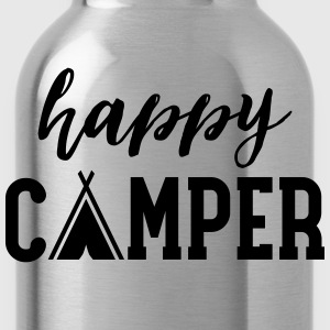 Happy Camper Tee shirts - Gourde