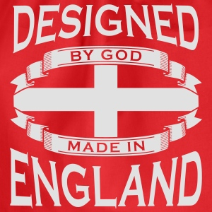 Designed by God - Made in England - Drawstring Bag