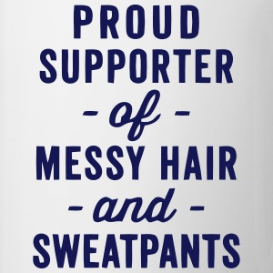 PROUD SUPPORTERS OF UNMADE HAIR... Shirts - Mug