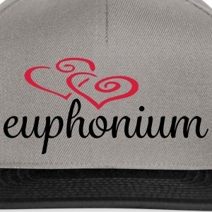 Euphonium Hearts Tee shirts - Casquette snapback
