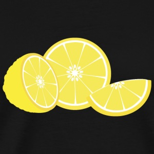Lemon Bags & Backpacks - Men's Premium T-Shirt