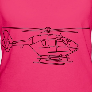 Helicopter Bags & Backpacks - Women's Organic T-shirt