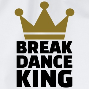 Breakdance King T-Shirts - Turnbeutel