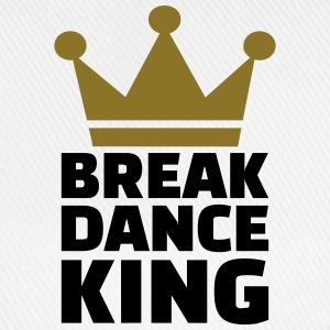 Breakdance King T-Shirts - Baseballkappe