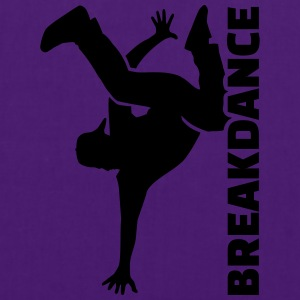 Breakdance T-Shirts - Stoffbeutel