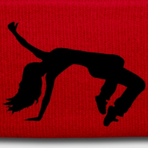 Breakdance T-Shirts - Wintermütze