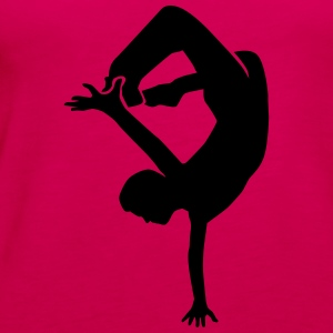 Breakdance T-Shirts - Frauen Premium Tank Top