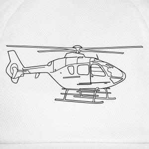 Helicopter T-Shirts - Baseball Cap