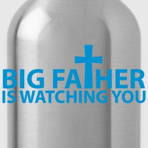Big Father T-Shirts - Trinkflasche