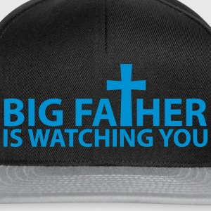 Big Father T-Shirts - Snapback Cap