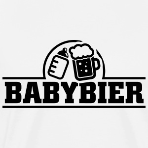 Baby Bier Tops - Men's Premium T-Shirt